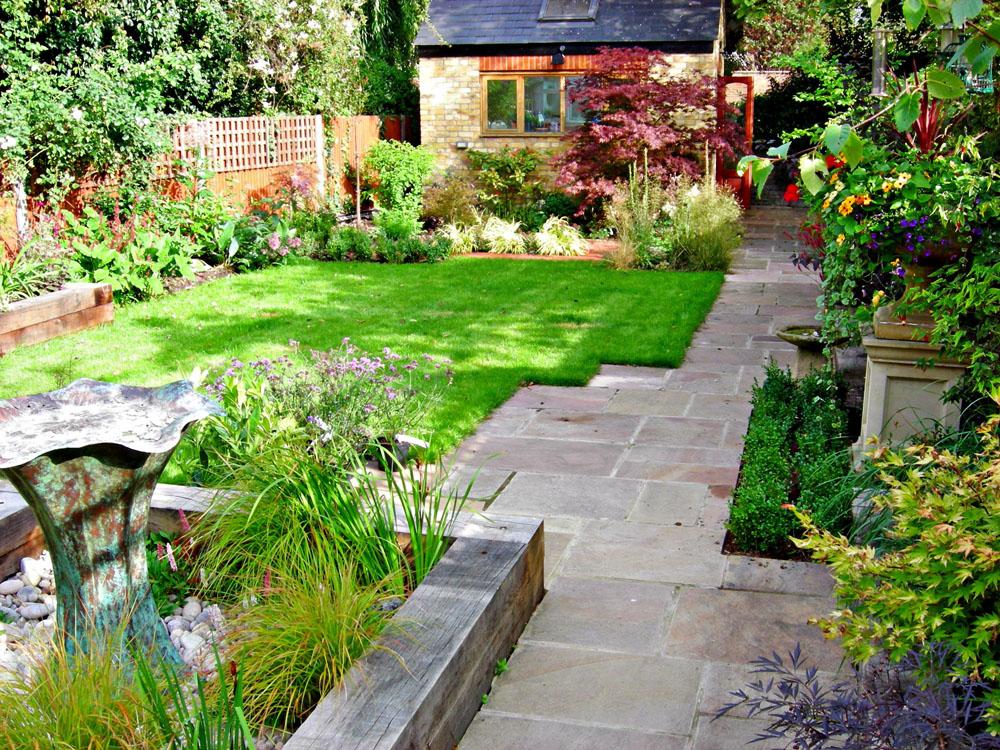 jardin champêtre, exemple 4