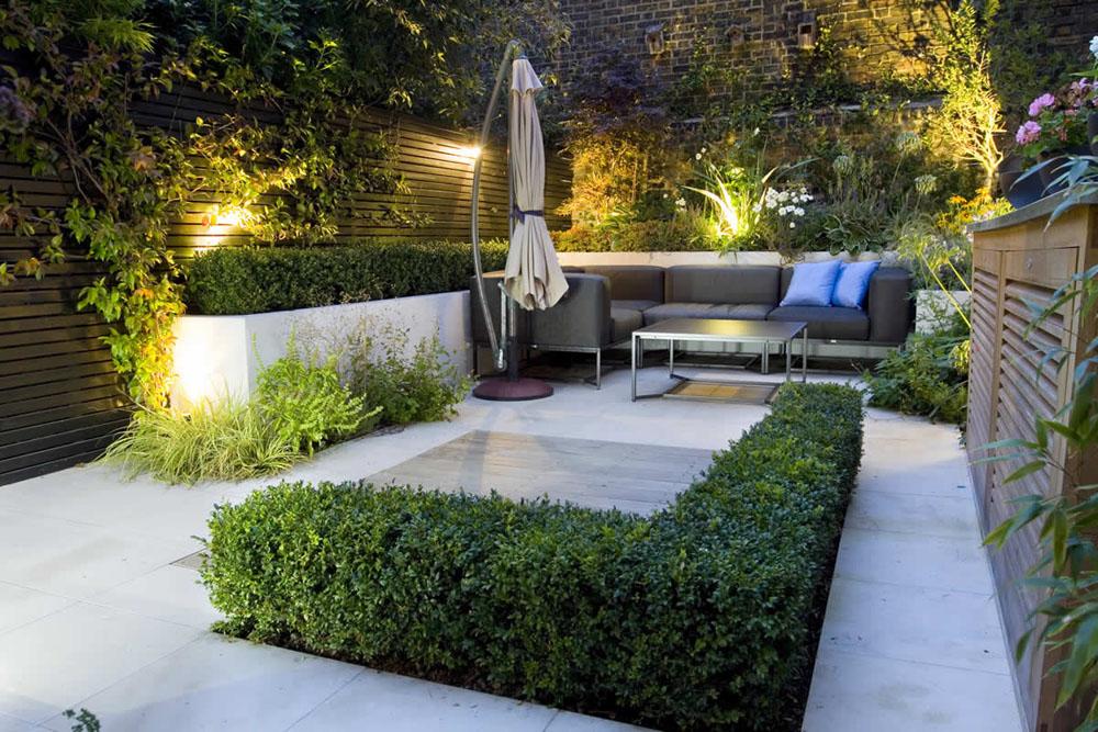 Le Jardin De Ville Wui Design Architecte Paysager Et Designer Ext Rieur