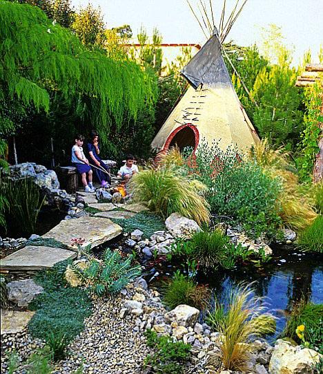 jardin familial, exemple 2