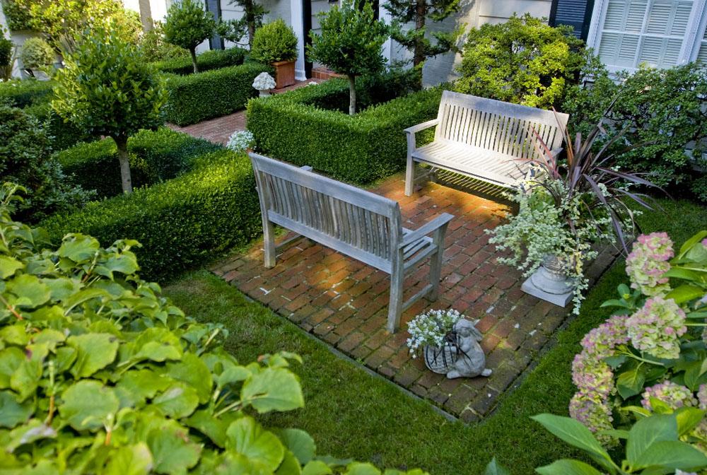 jardin formel, exemple 4
