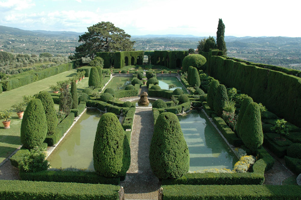 jardin formel, exemple 5