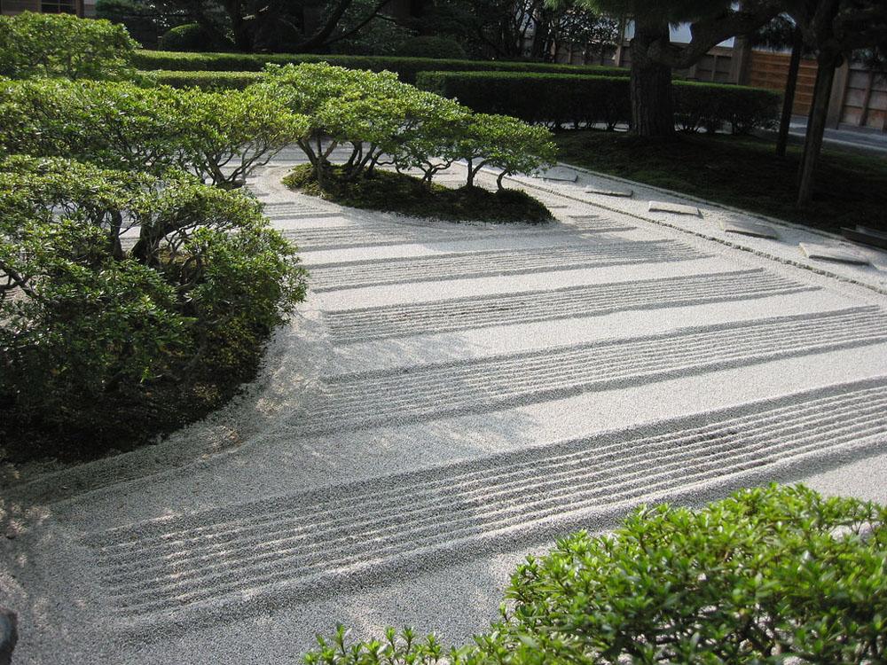 jardin japonais, exemple 1