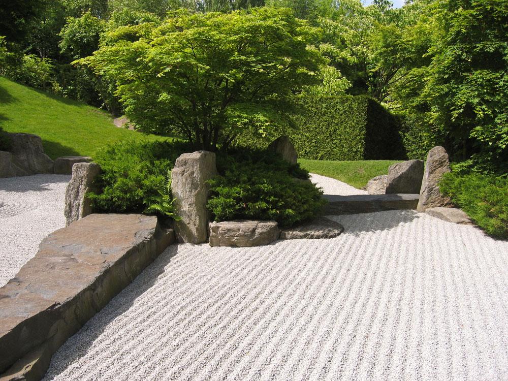 jardin japonais, exemple 2