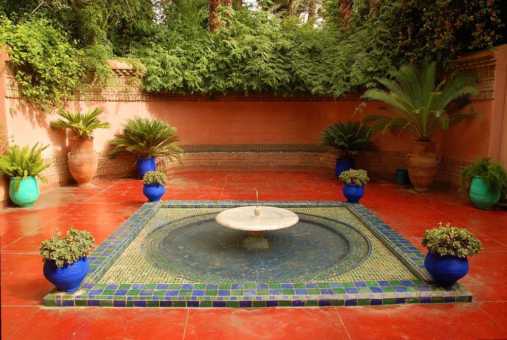jardin méditerranéen, exemple 1
