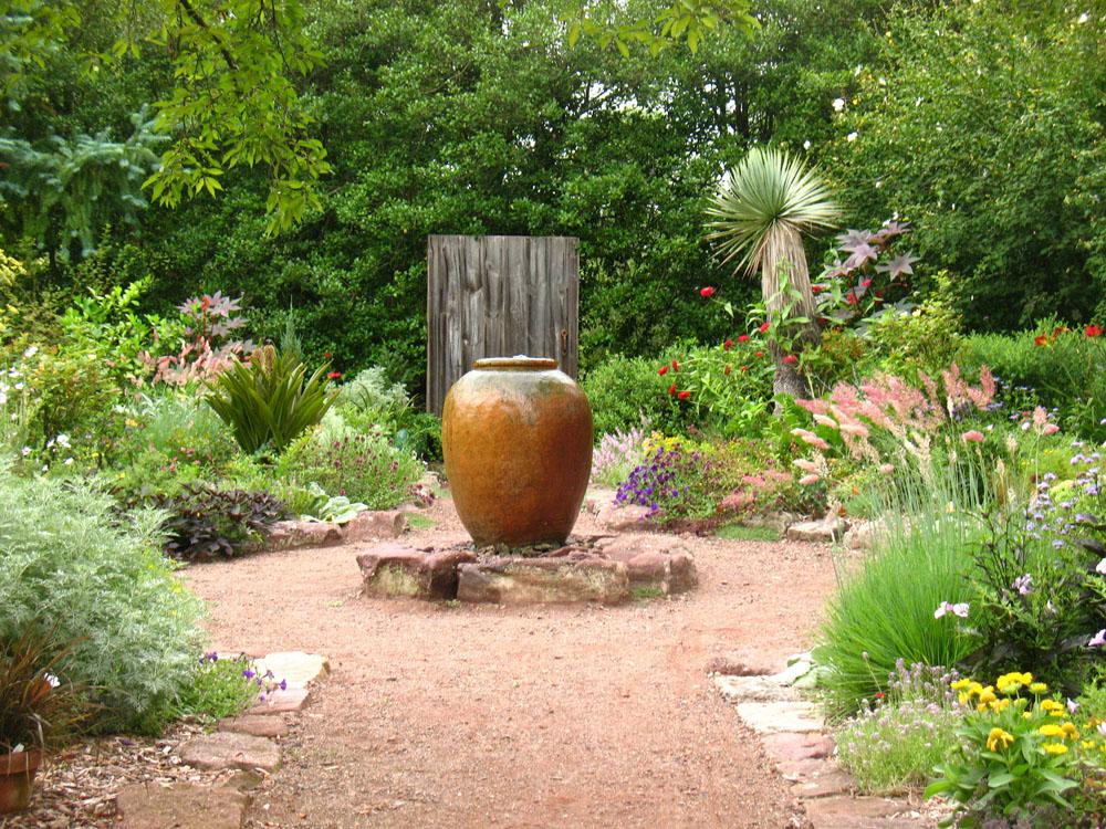 jardin méditerranéen, exemple 4