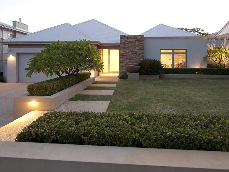 jardin moderniste, exemple 1